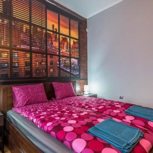 Косметический ремонт спальни.